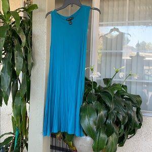 A short dress